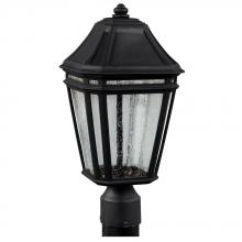 Feiss OL11307BK-LED - LED Outdoor Post