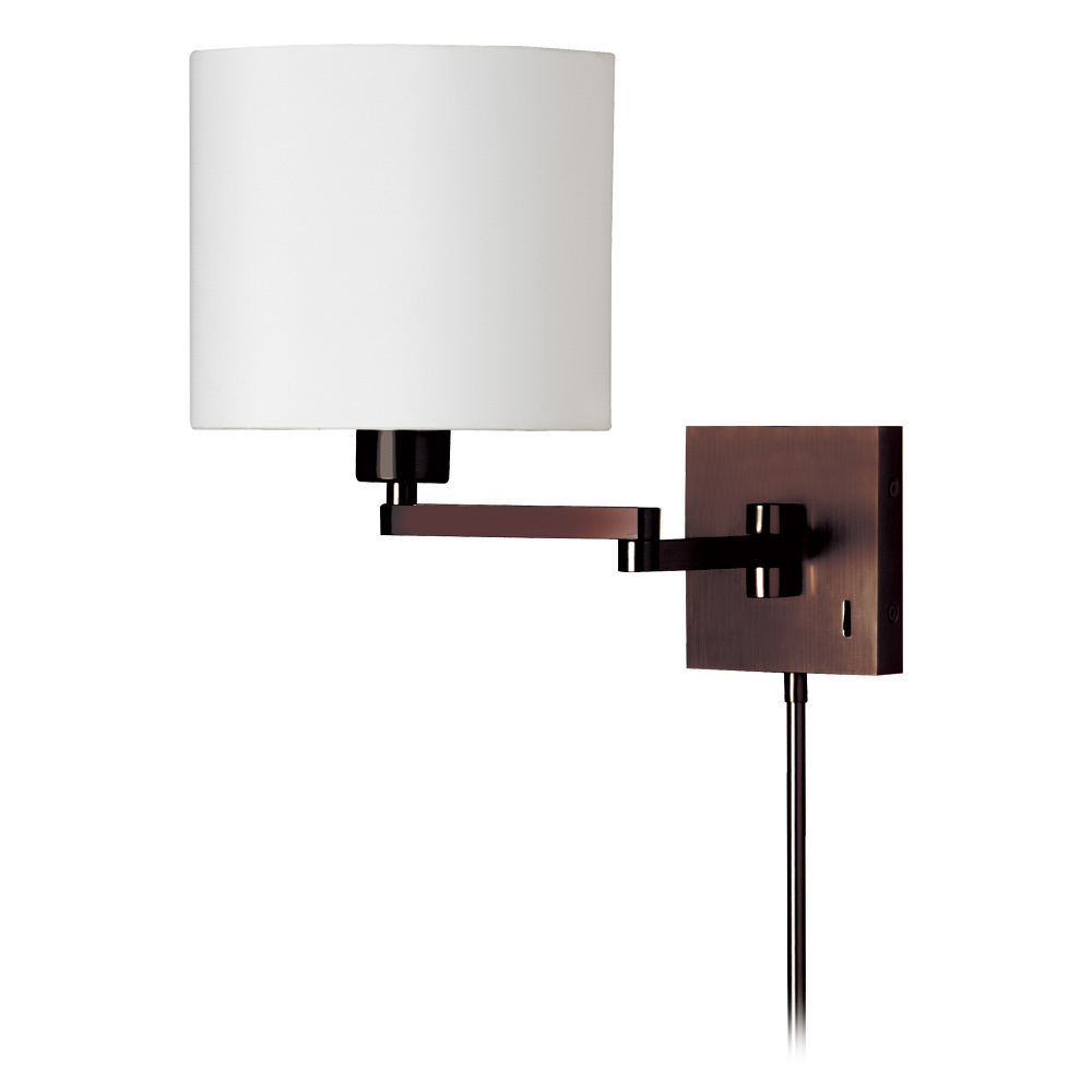 (K)Cast Metal Double Arm Wall Lamp