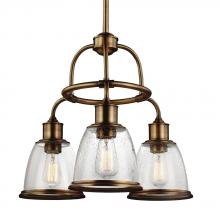 Feiss F3020/3AGB - 3 - Light Chandelier